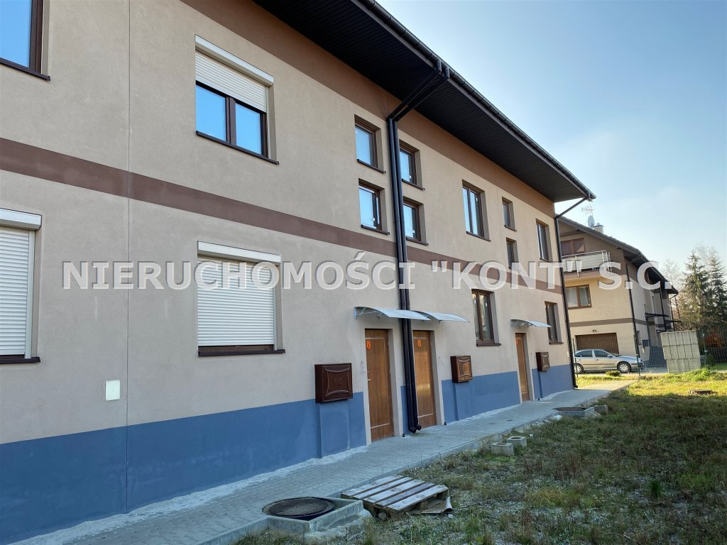 Mieszkanie czteropokojowe  na sprzedaż Kraków, Dębniki, Sidzina  91m2 Foto 2