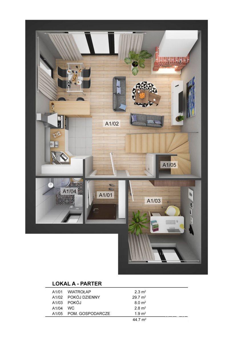 Dom na sprzedaż Kórnik, os.Cynamonowe -ZOBACZ SAM  90m2 Foto 4