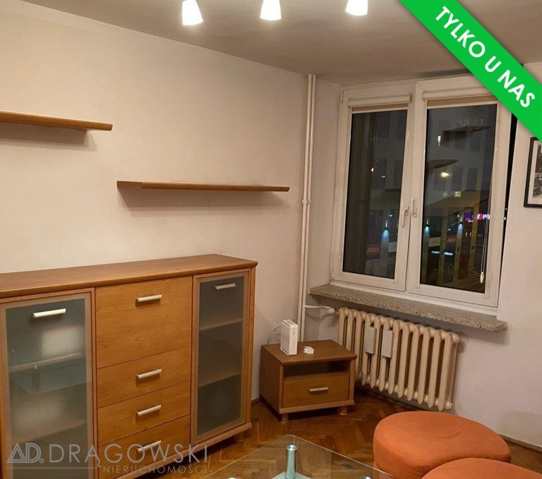 Mieszkanie dwupokojowe na wynajem Warszawa, Wola, Sienna  28m2 Foto 2