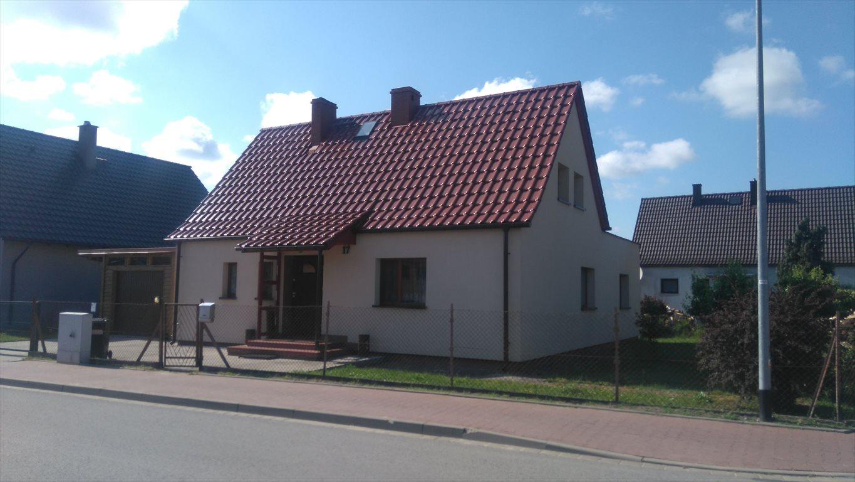 Dom na sprzedaż Wałcz, Raduń, Okrężna  130m2 Foto 1