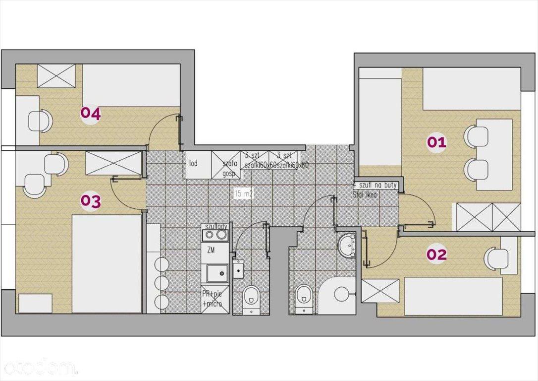 Mieszkanie czteropokojowe  na sprzedaż Warszawa, Targówek, Turmoncka 16  47m2 Foto 13