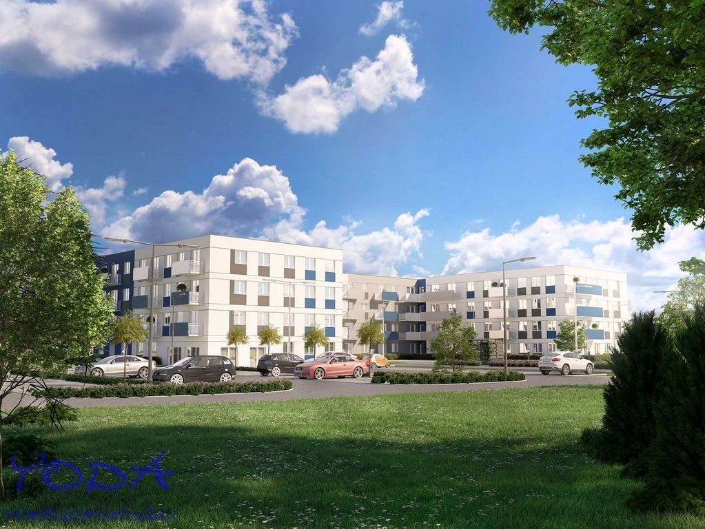 Mieszkanie dwupokojowe na sprzedaż Mikołów  42m2 Foto 1
