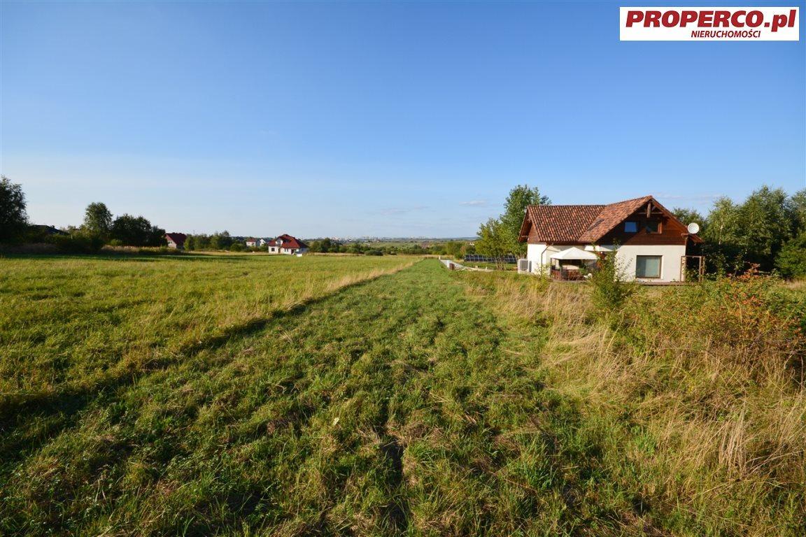 Działka budowlana na sprzedaż Kielce, Bukówka  1001m2 Foto 3