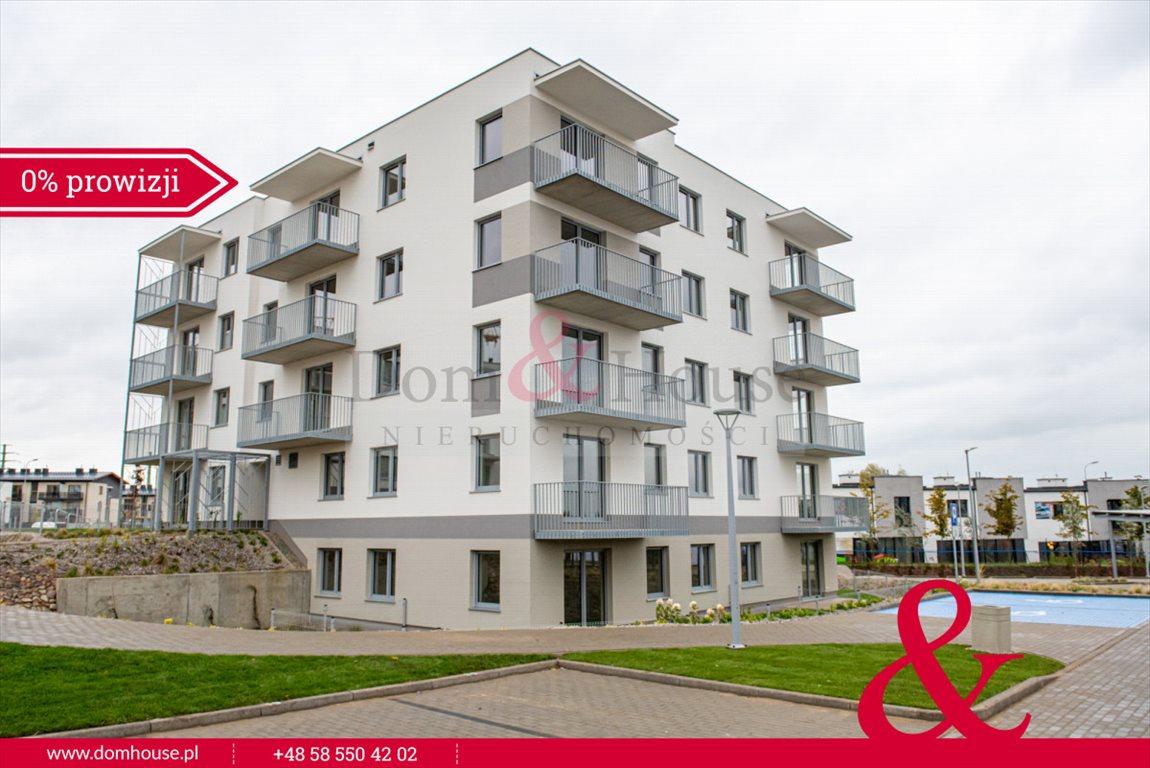 Mieszkanie trzypokojowe na sprzedaż Gdańsk, Maćkowy, Starogardzka  61m2 Foto 2