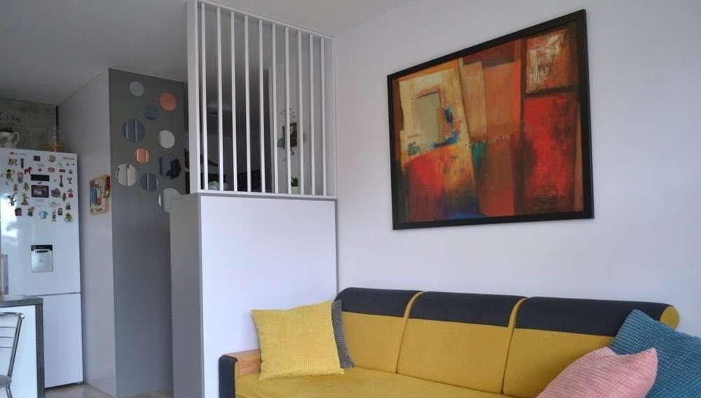 Mieszkanie dwupokojowe na sprzedaż Gdańsk, Zakoniczyn, gdańsk  43m2 Foto 2