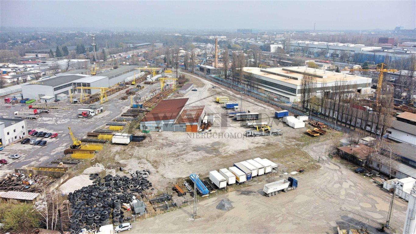 Działka przemysłowo-handlowa na sprzedaż Kraków, Nowa Huta  20000m2 Foto 5