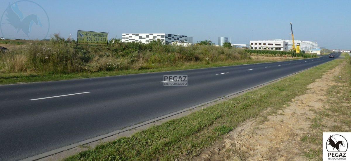 Działka przemysłowo-handlowa na sprzedaż Komorniki, ul. Krzysztofa Kolumba  40371m2 Foto 12