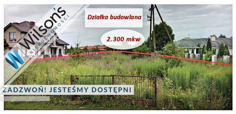 Działka budowlana na sprzedaż Dobrzyń, Dobra  2300m2 Foto 1