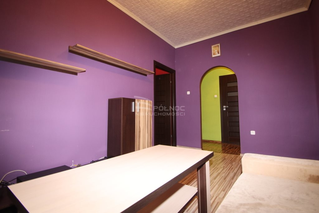 Mieszkanie dwupokojowe na sprzedaż Bytom, Stroszek, Gabriela Narutowicza  55m2 Foto 3
