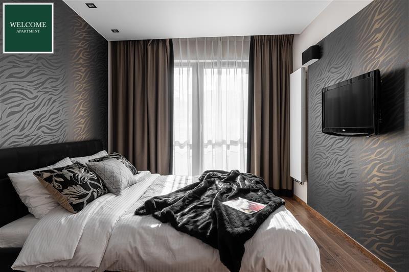Mieszkanie dwupokojowe na sprzedaż Gdańsk, Śródmieście, WaterLane, SZAFARNIA  54m2 Foto 9