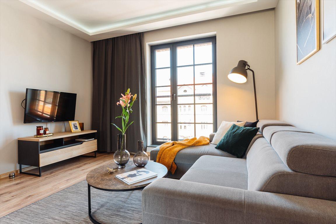 Mieszkanie dwupokojowe na wynajem Kraków, Stare Miasto, LUBICZ 17A  42m2 Foto 11