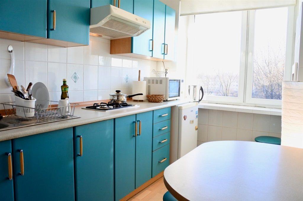 Mieszkanie dwupokojowe na wynajem Łódź, Górna, Nowe Rokicie, Cieszkowskiego  42m2 Foto 7
