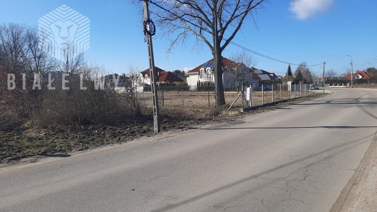 Działka budowlana na sprzedaż Jabłonna, Marmurowa  2579m2 Foto 6