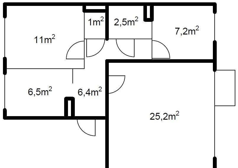 Mieszkanie trzypokojowe na sprzedaż Mińsk Mazowiecki, Sosnkowskiego 21  60m2 Foto 1