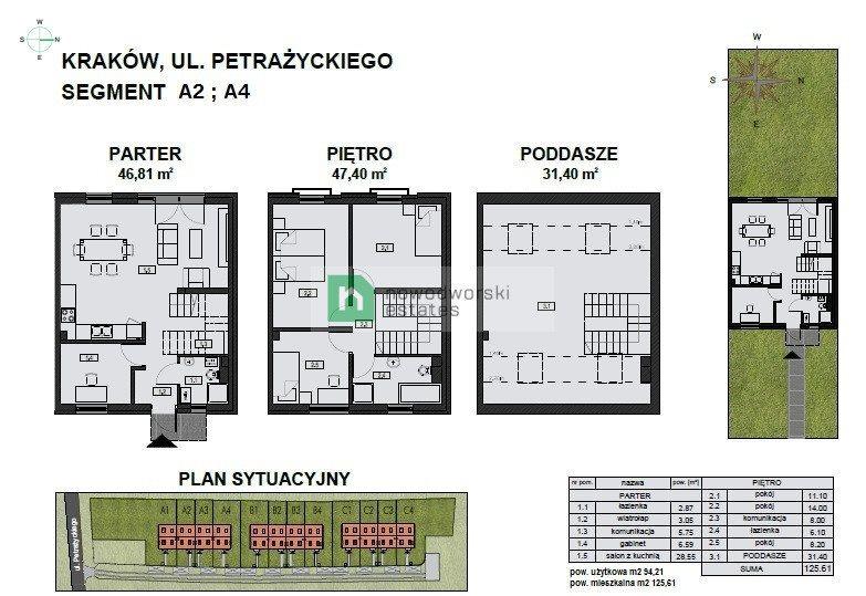 Dom na sprzedaż Kraków, Sidzina, Sidzina, Leona Petrażyckiego  140m2 Foto 7