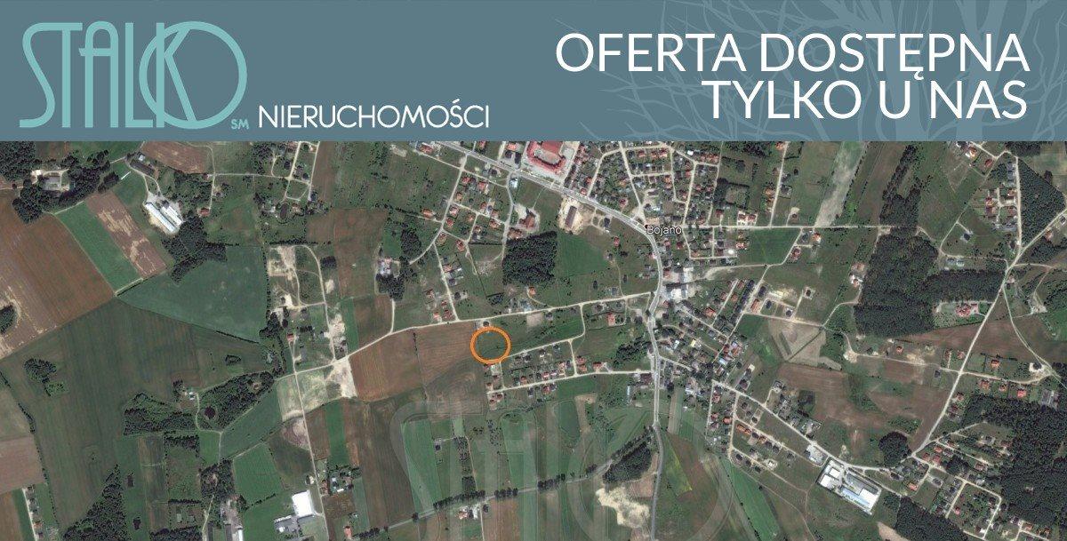 Działka budowlana na sprzedaż Bojano, Józefa Wołoszyna  2986m2 Foto 3