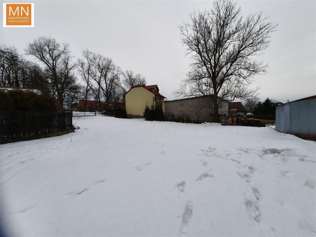 Działka budowlana na sprzedaż Tomaszowice, Skotnicka  800m2 Foto 3