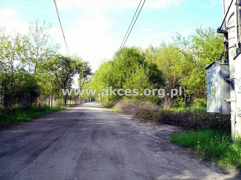 Działka budowlana na sprzedaż Milanówek, Polesie  1500m2 Foto 1