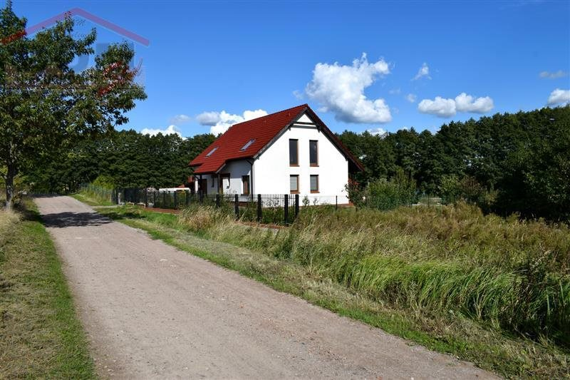 Działka budowlana na sprzedaż Drawsko Pomorskie, Jezioro, Las, Tereny rekreacyjne, Okrzei  1082m2 Foto 5
