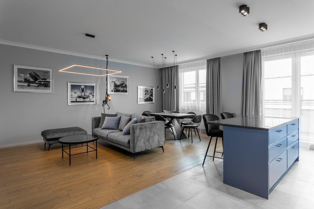 Mieszkanie trzypokojowe na sprzedaż Warszawa, Wilanów, Zawady, Bruzdowa  104m2 Foto 1