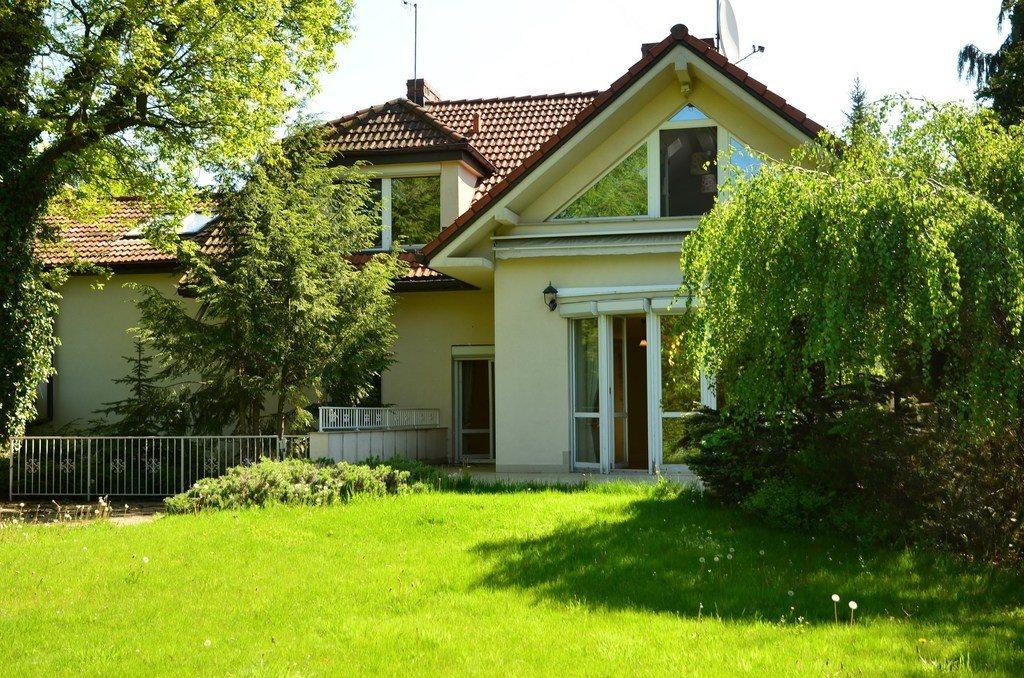 Luksusowy dom na sprzedaż Konstancin-Jeziorna, Wacława Gąsiorowskiego  400m2 Foto 1