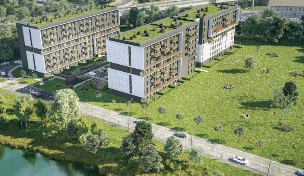 Mieszkanie trzypokojowe na sprzedaż Kraków, Bonarka, Bonarka, Puszkarska  73m2 Foto 1