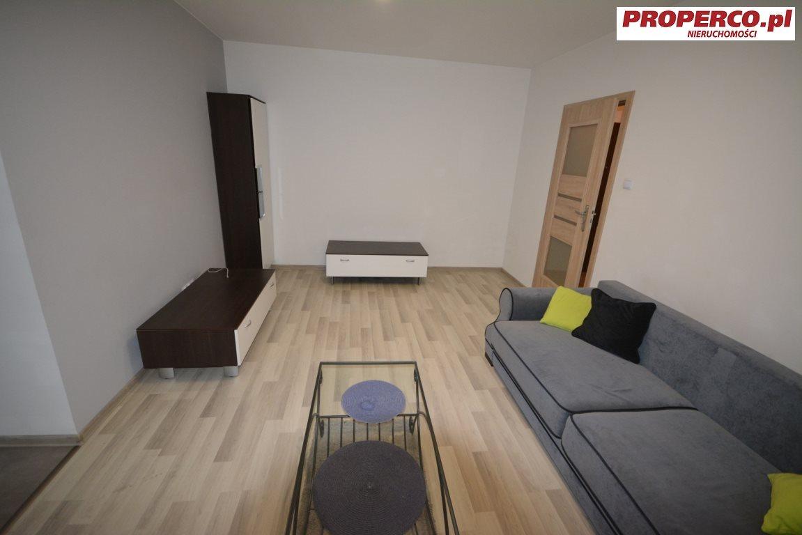 Mieszkanie dwupokojowe na wynajem Kielce, Centrum, Starodomaszowska  48m2 Foto 3