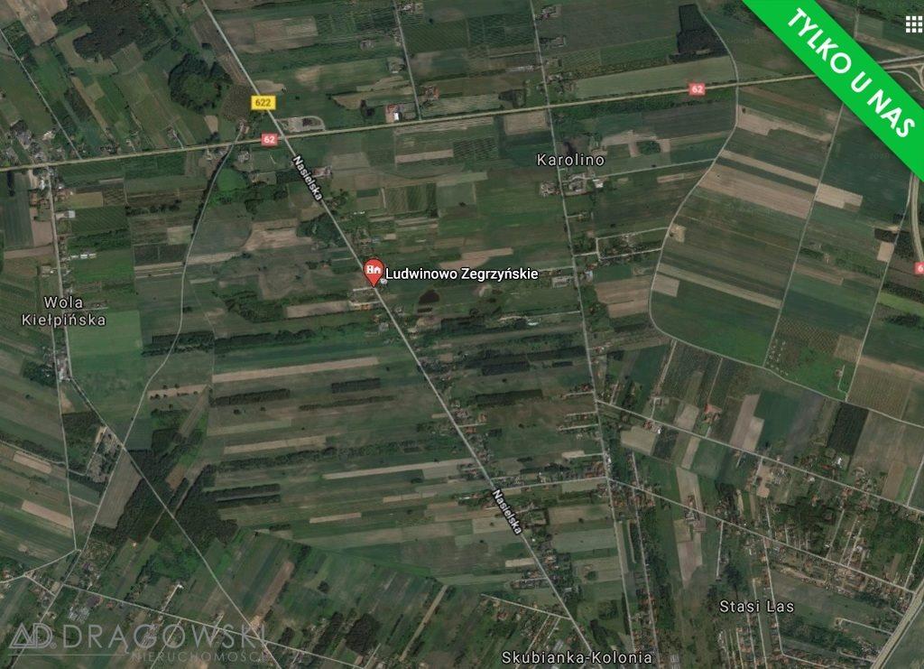 Działka rolna na sprzedaż Ludwinowo Zegrzyńskie  10098m2 Foto 2