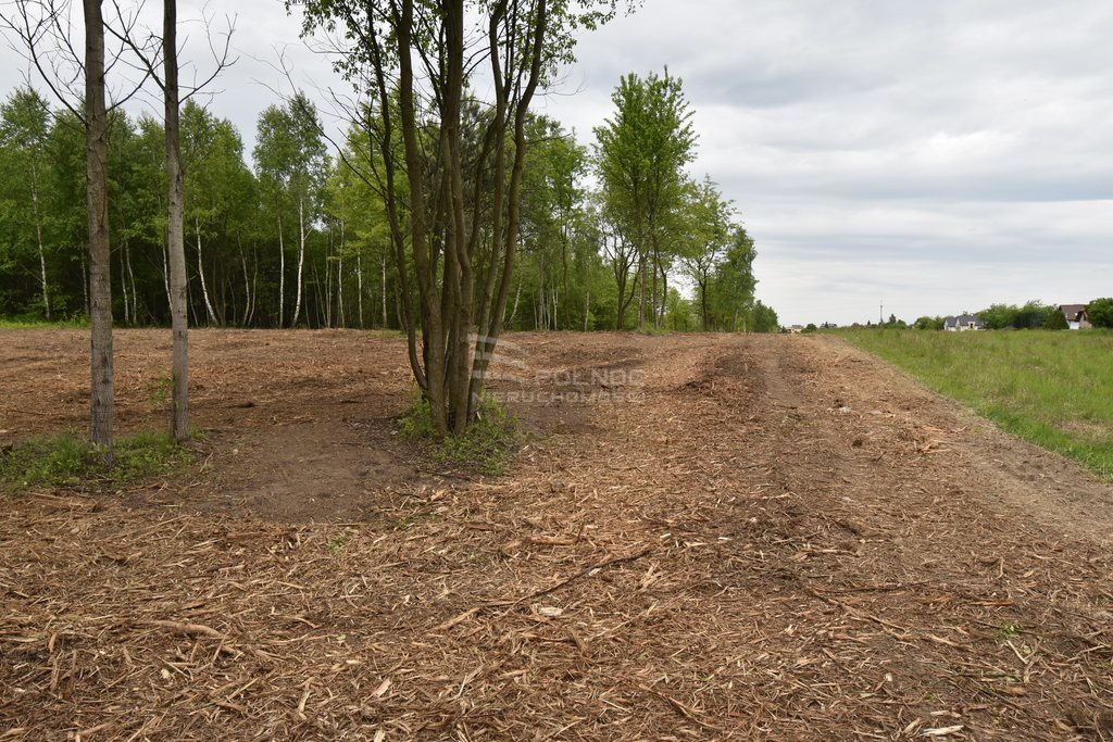Działka budowlana na sprzedaż Częstochowa, Wyczerpy Górne, Sąsiedzka  830m2 Foto 2