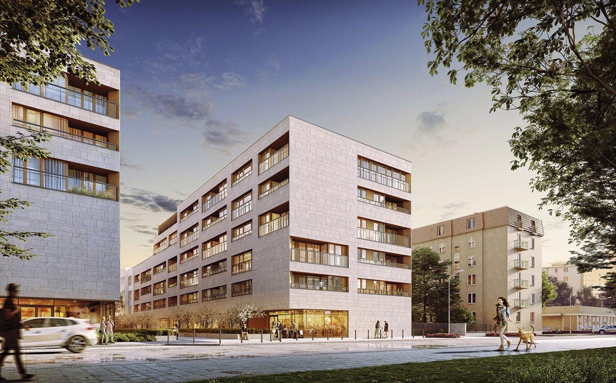 Mieszkanie trzypokojowe na sprzedaż Warszawa, Ochota, Niemcewicza 19  71m2 Foto 5