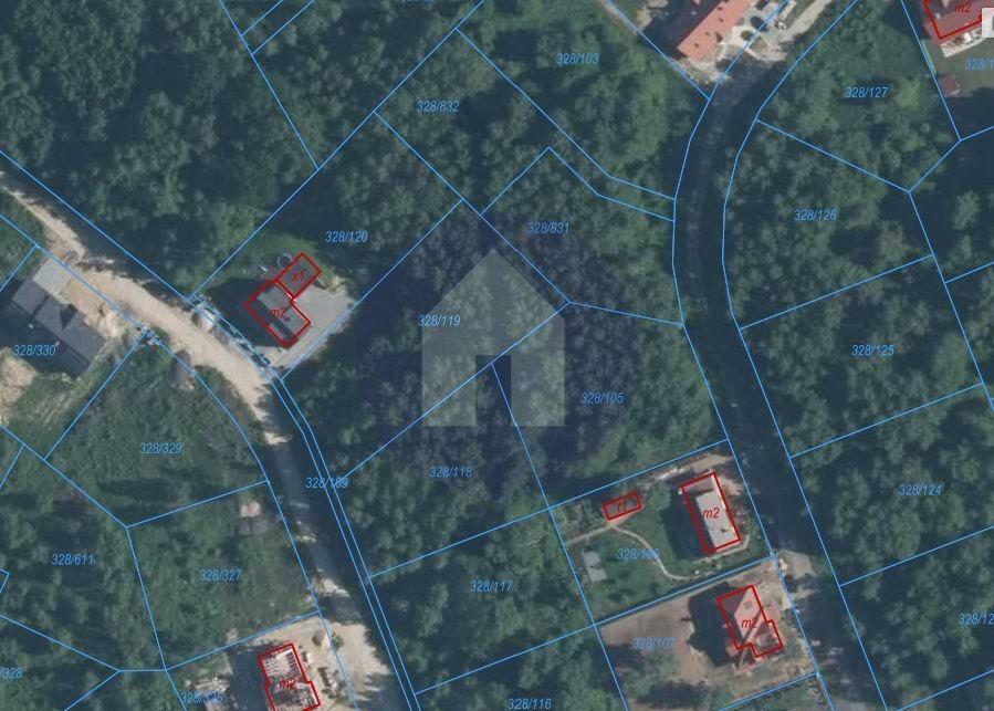 Działka budowlana na sprzedaż Gniewomirowice  2070m2 Foto 1