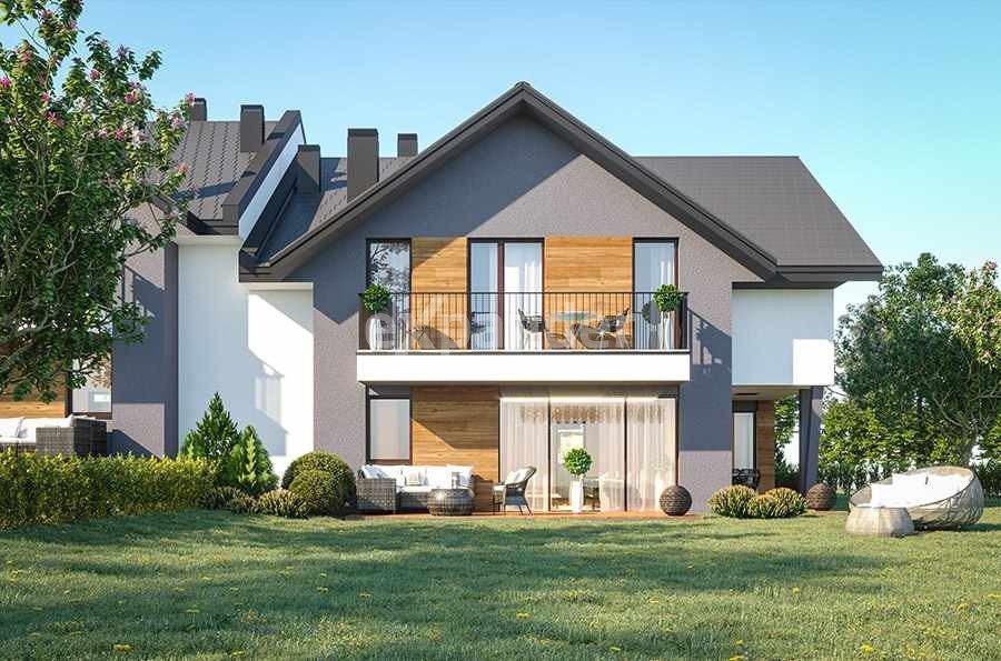 Dom na sprzedaż Mogilany  92m2 Foto 1