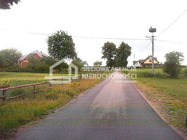 Działka budowlana na sprzedaż Borcz  1456m2 Foto 5