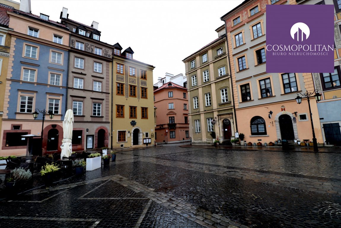 Kawalerka na sprzedaż Warszawa, Stare Miasto, Jezuicka  41m2 Foto 12