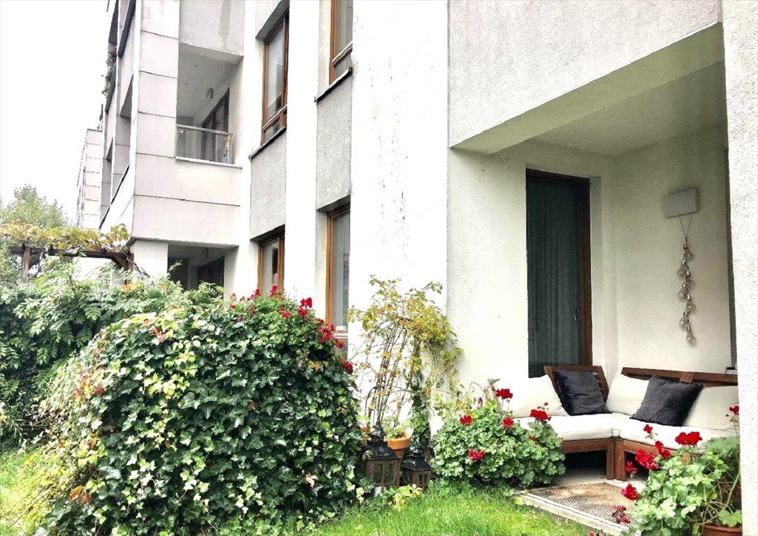 Mieszkanie dwupokojowe na sprzedaż Warszawa, Wilanów, Hlonda  62m2 Foto 7