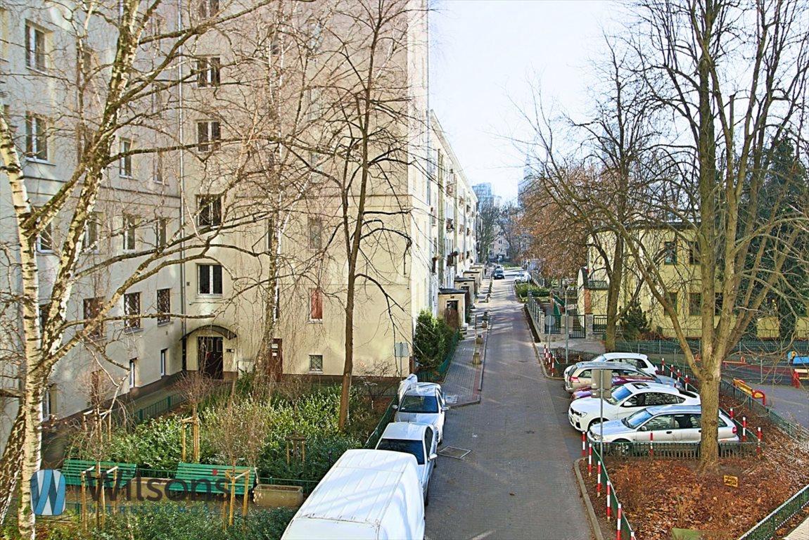 Mieszkanie trzypokojowe na sprzedaż Warszawa, Śródmieście, Aleja Solidarności  63m2 Foto 3