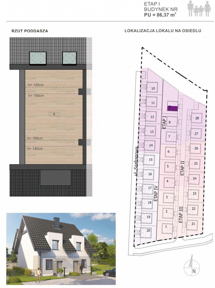 Dom na sprzedaż Straszyn  86m2 Foto 4