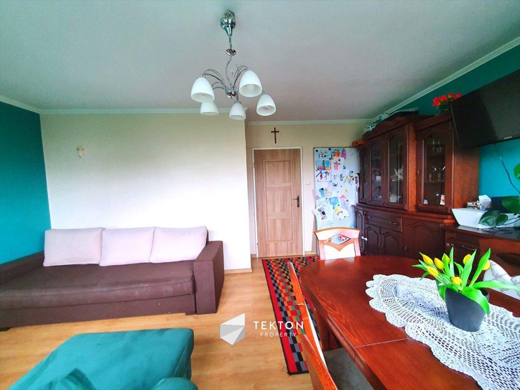 Mieszkanie dwupokojowe na sprzedaż Wrocław, Różanka, Macedońska  52m2 Foto 4