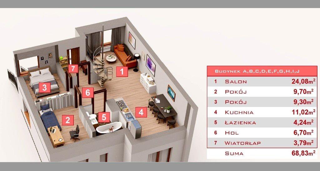 Mieszkanie czteropokojowe  na sprzedaż Marki, Wesoła  140m2 Foto 2