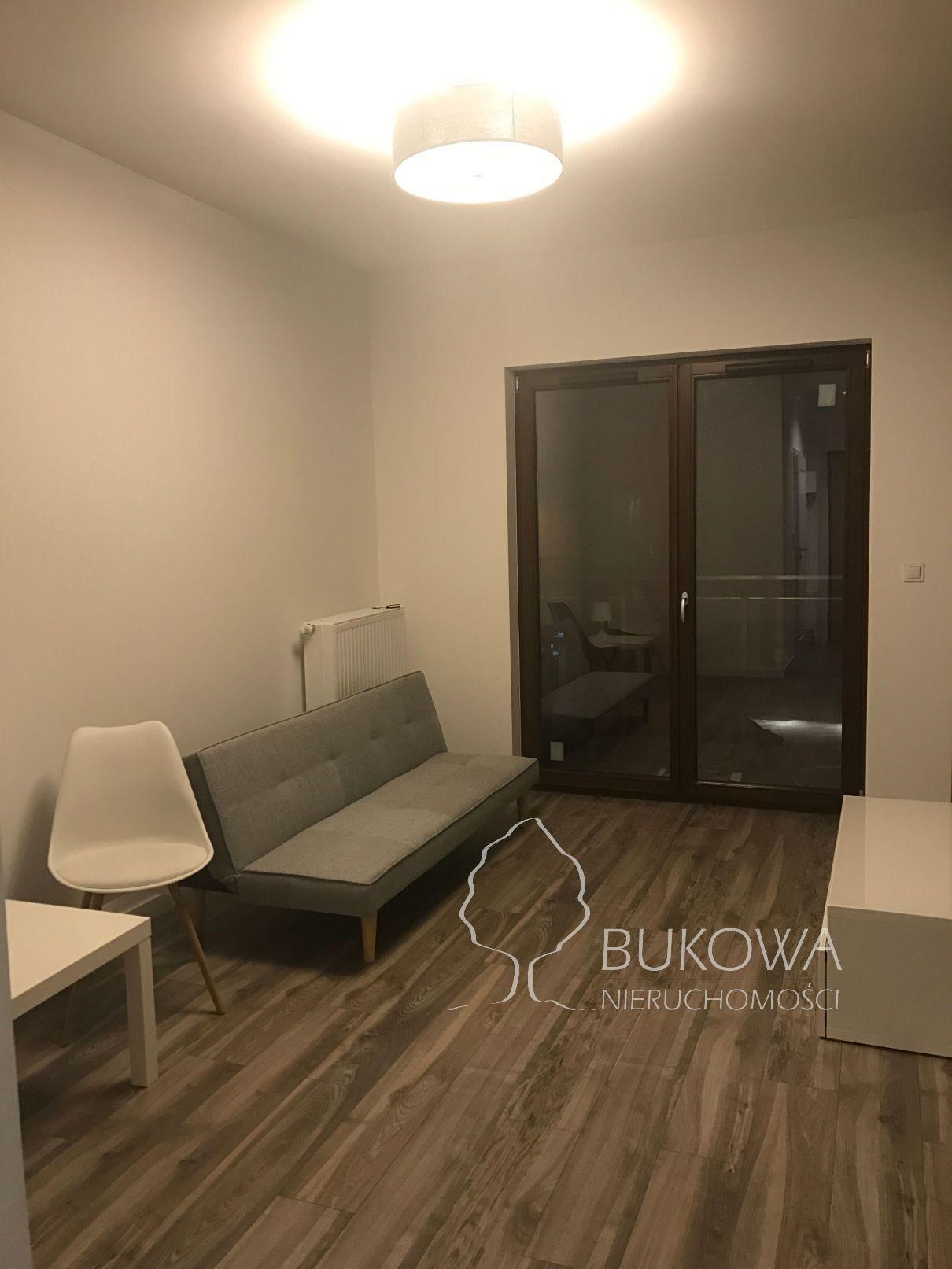 Mieszkanie dwupokojowe na wynajem Warszawa, Wilanów, Sarmacka  34m2 Foto 3