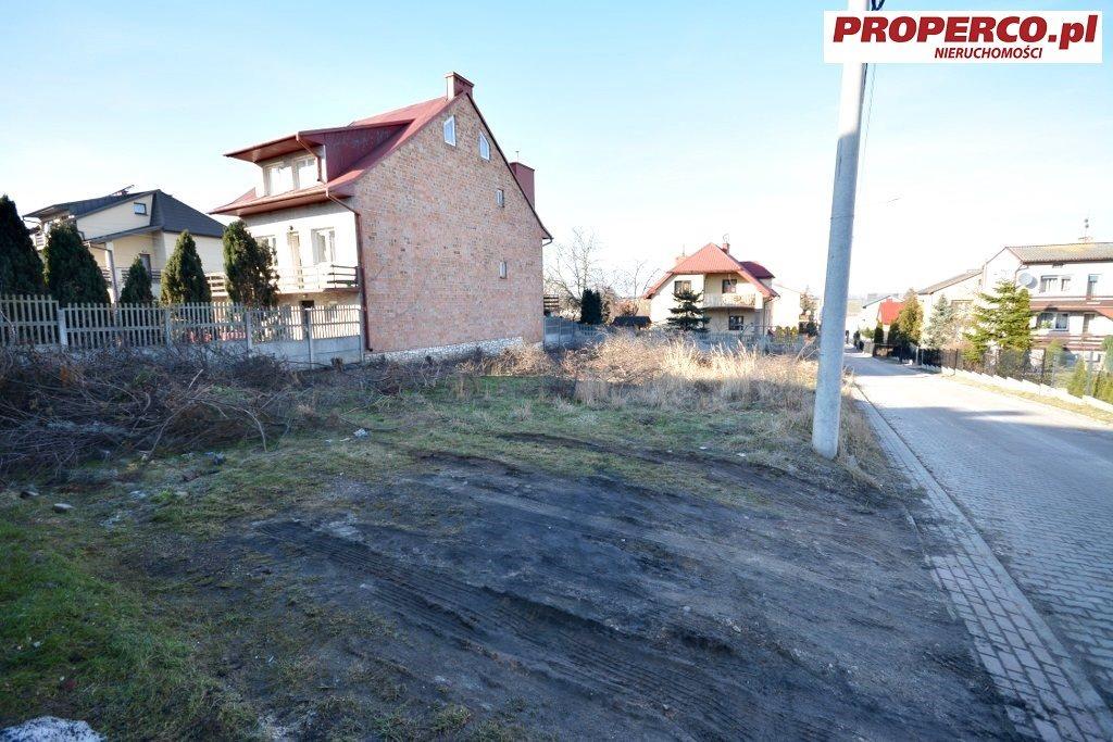 Działka budowlana na sprzedaż Kielce, Ostra Górka, Oksywska  486m2 Foto 1