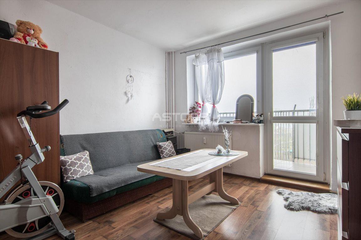 Mieszkanie trzypokojowe na sprzedaż Poznań, Rataje, Os. Rusa  69m2 Foto 2