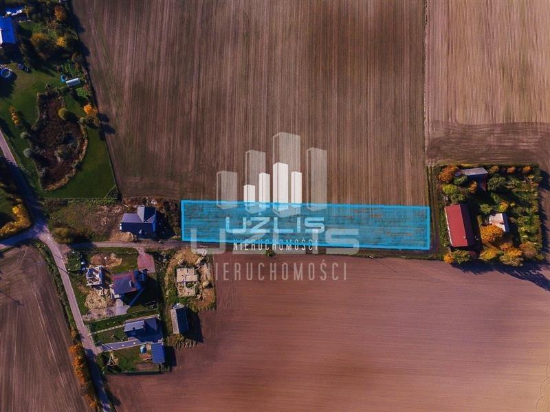 Działka budowlana na sprzedaż Bałdowo, Boczna  3456m2 Foto 5