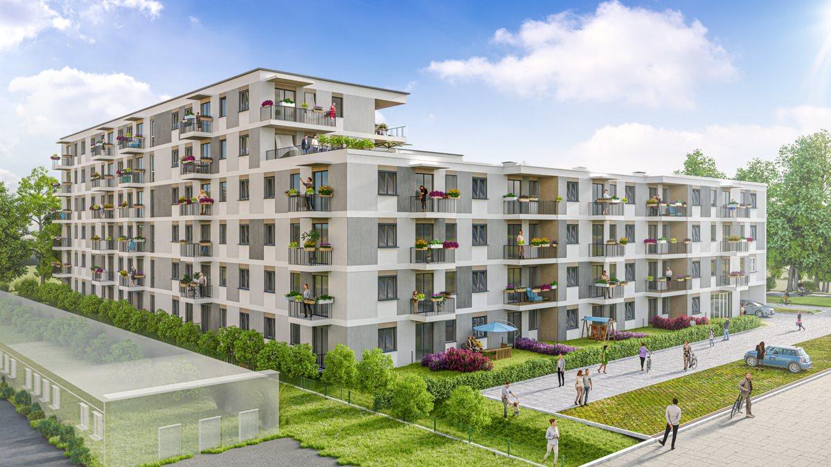 Mieszkanie trzypokojowe na sprzedaż Poznań, Grunwald, Jeleniogórska  74m2 Foto 1