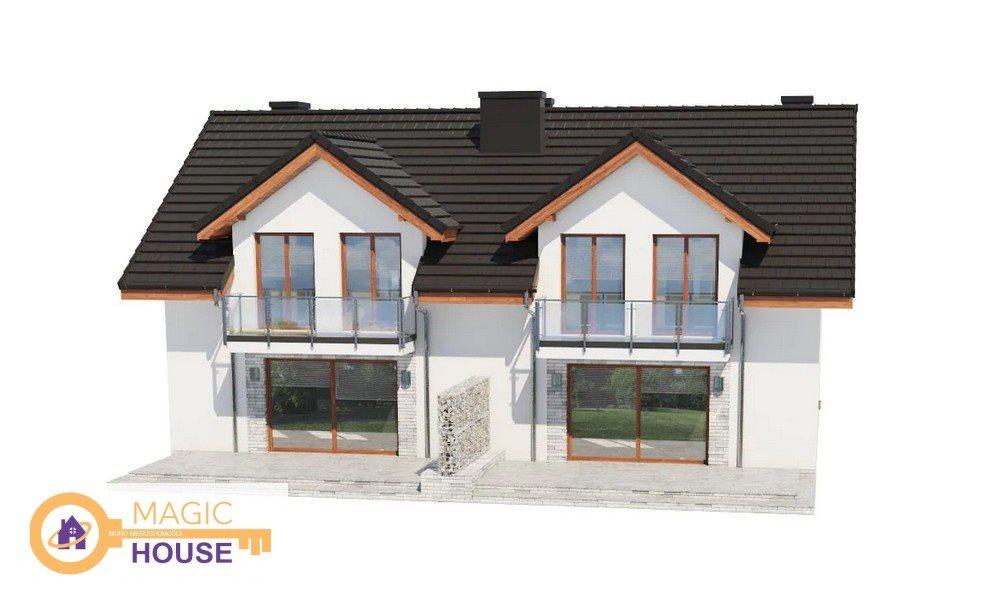 Dom na sprzedaż Chwaszczyno, Podleśna  129m2 Foto 4