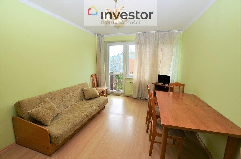Mieszkanie trzypokojowe na wynajem Olsztyn, Dworcowa  50m2 Foto 1