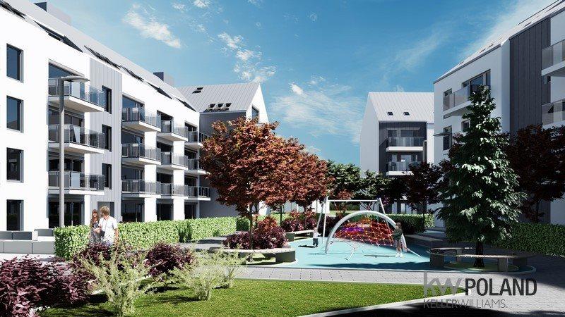 Mieszkanie dwupokojowe na sprzedaż Poznań, Strzeszyn  41m2 Foto 4