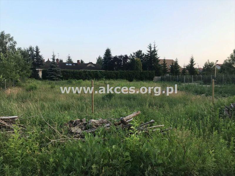Działka budowlana na sprzedaż Nowa Iwiczna, Mleczarska  3700m2 Foto 8