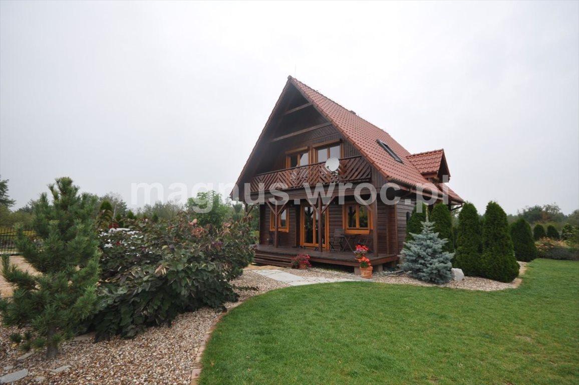 Dom na sprzedaż Chrząstawa Mała  104m2 Foto 1