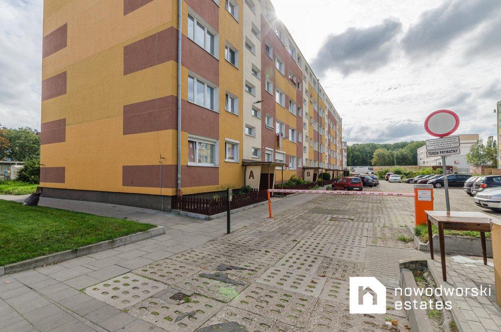 Mieszkanie dwupokojowe na wynajem Gdańsk, Orunia, Żuławska  38m2 Foto 11